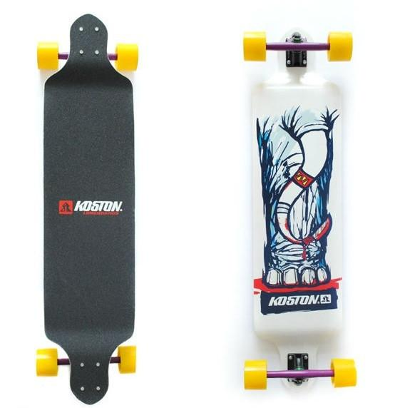Koston Battle Elephant 40.5' Longboard/Skateboard