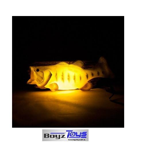 Billy Bass Fish Wall Lamp/Light