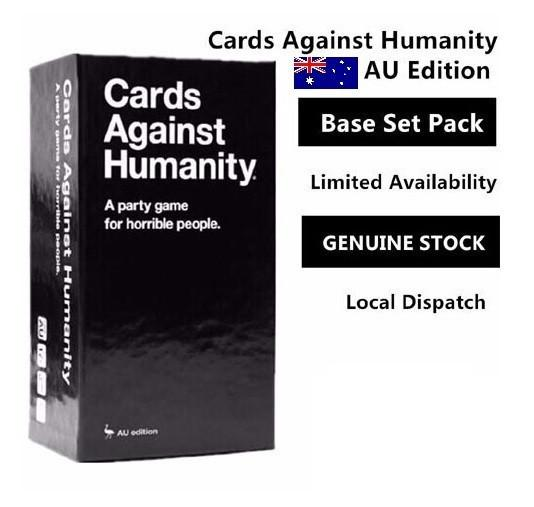Cards Against Humanity (Australian Edition) - Base Set V1.7