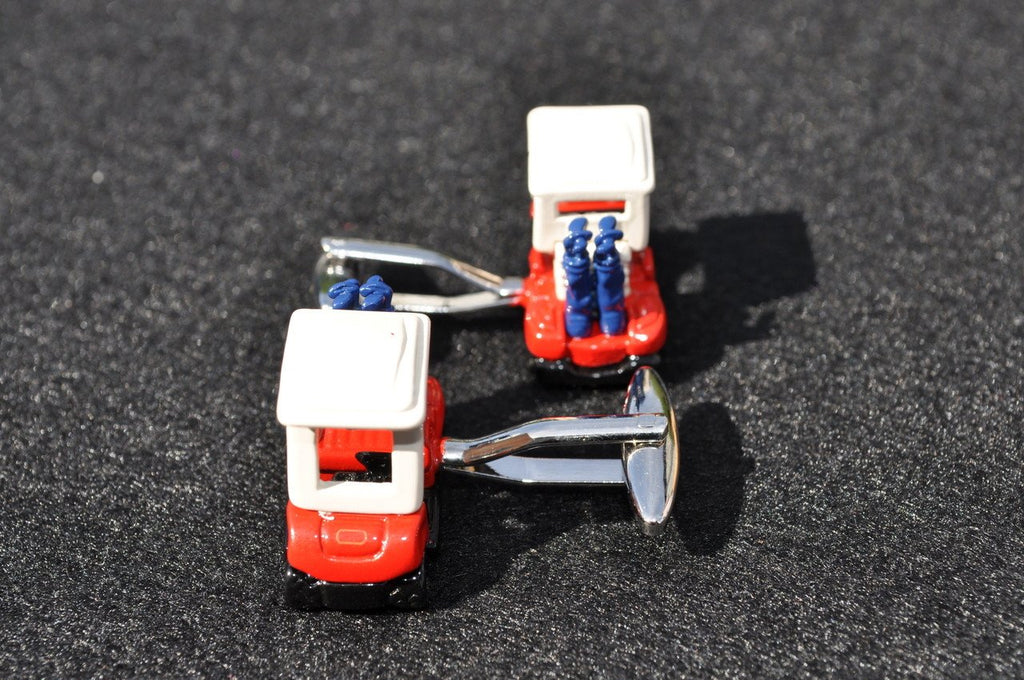 Golfing Cuff Links (Very Cool)