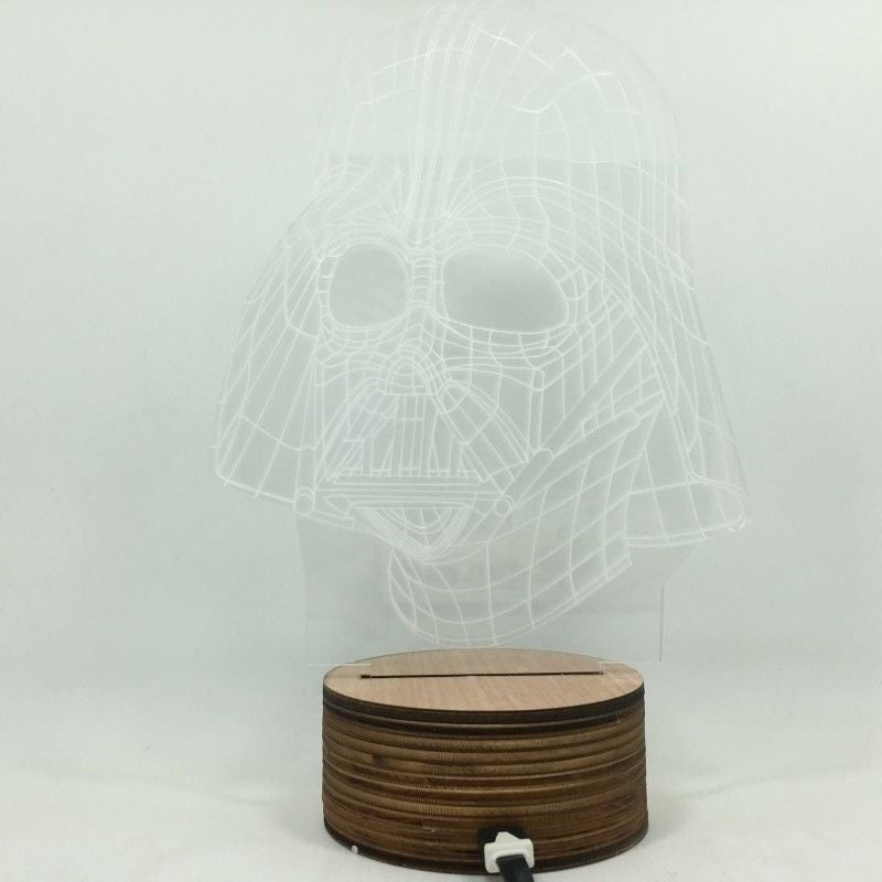 STAR WARS Darth Vader LED Lamp