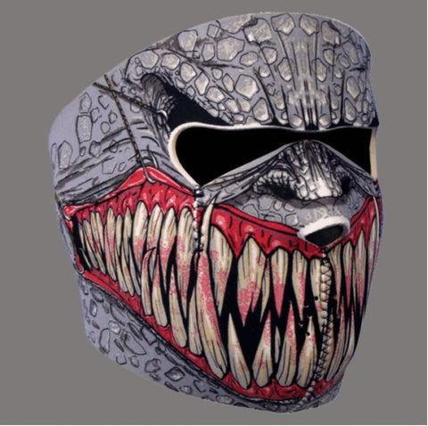 Face Mask 'Fangs' (Motorcycling / Snowboarding / Harley)