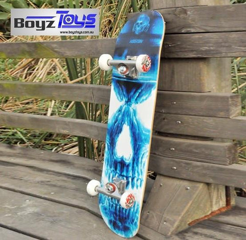 "Koston ""Ice Corpse"" Skateboard"