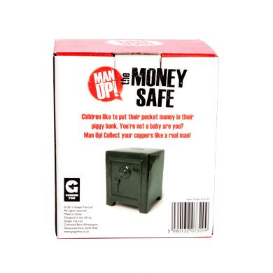 Man Up - Money Safe
