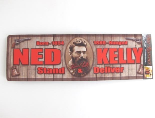 NED KELLY - Bar Runner