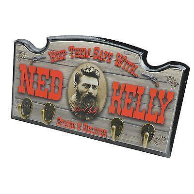 NED KELLY - Key Holder