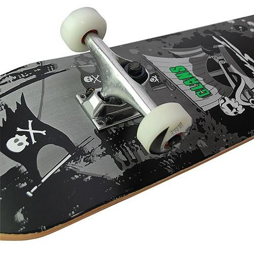 Clans 'Pirate Attack' Skateboard