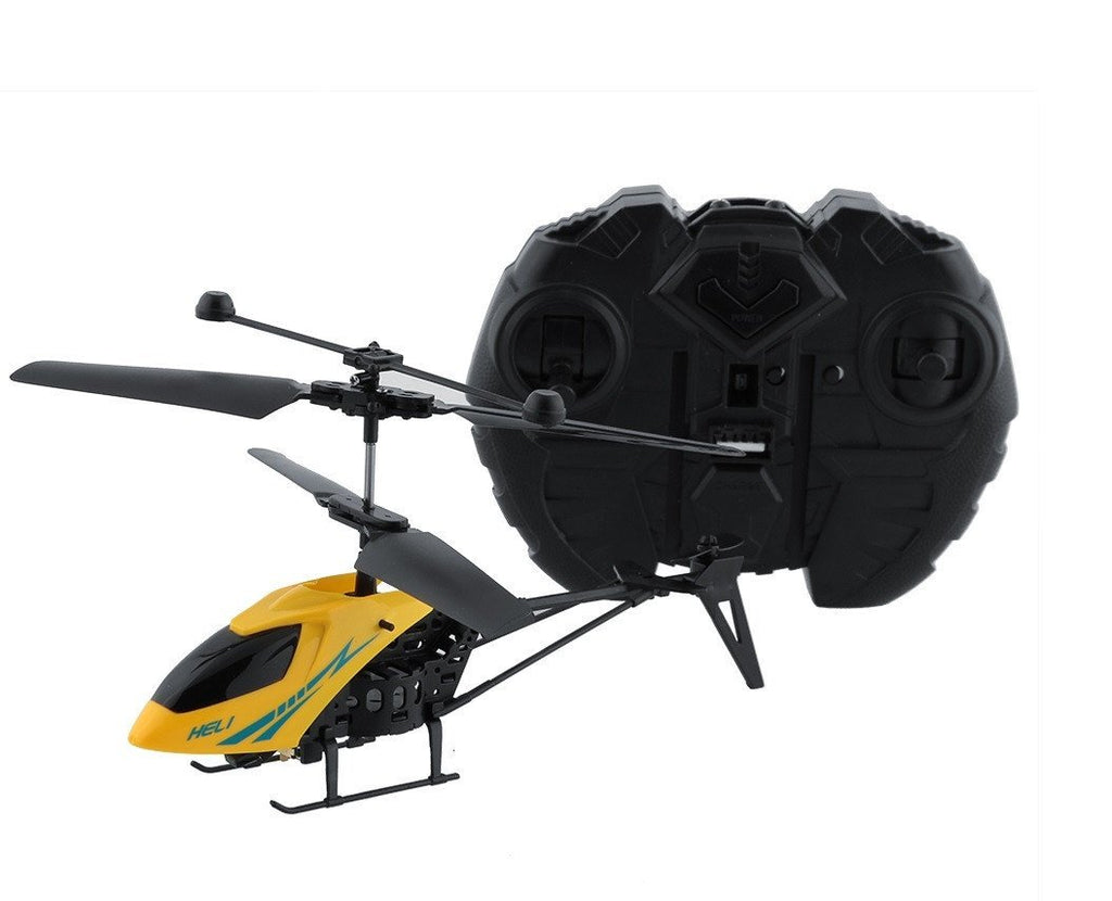 RC Helicopter 2.5CH Yellow