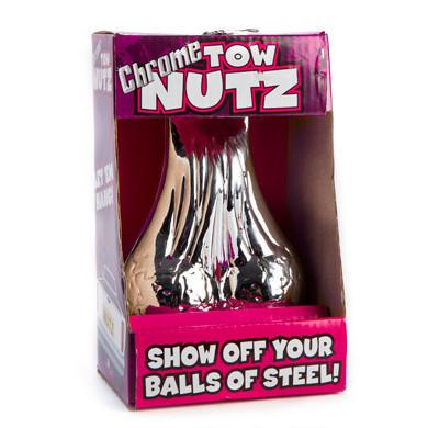 TOW NUTZ - Chrome balls