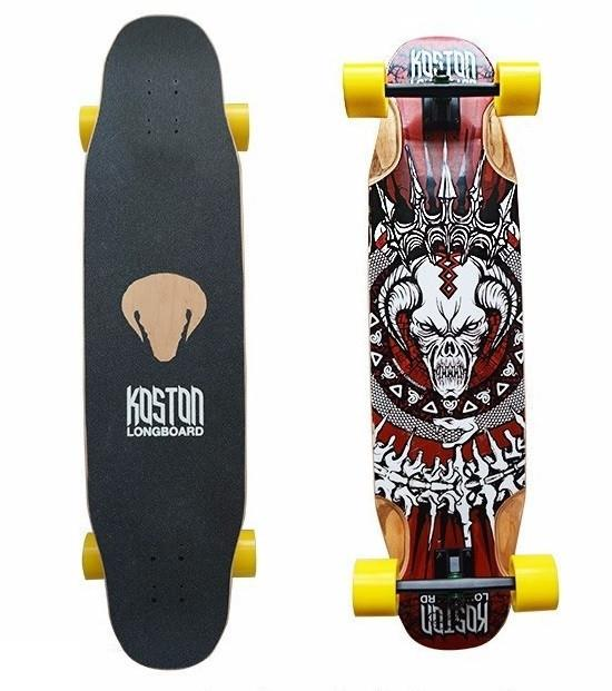 KOSTON 'Visious Cycle' PRO Longboard