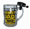 World's Best Dad - Bell Mug