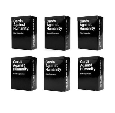 Cards Against Humanity - Expansion Packs (1 pack only)