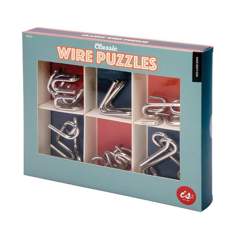 Classic Wire Puzzles