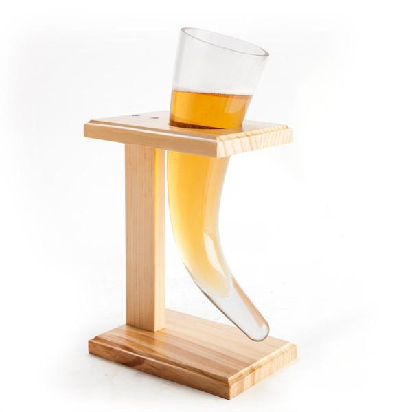 Drinking Horn - The Viking Beer Glass With Stand