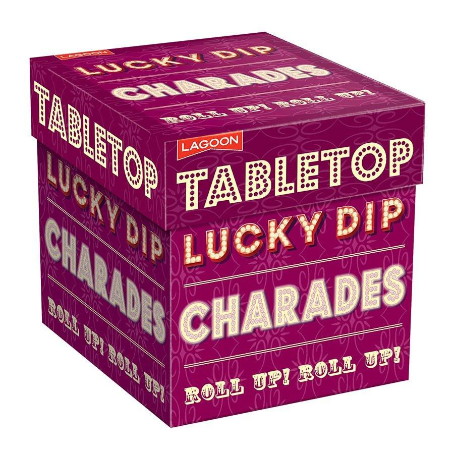 Lucky Dips - Charades