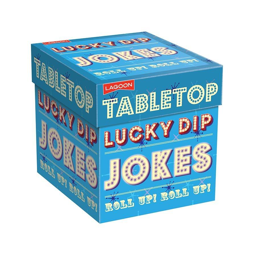 Lucky Dips - Jokes & Riddles