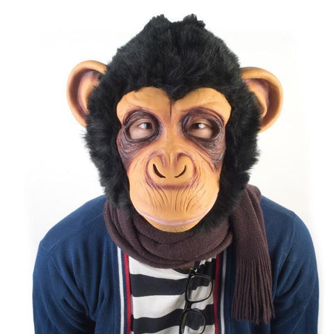 Madheadz Monkey Party Mask