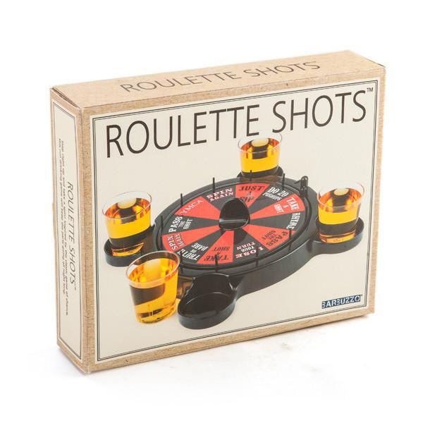 Roulette Shots - Drinking Game