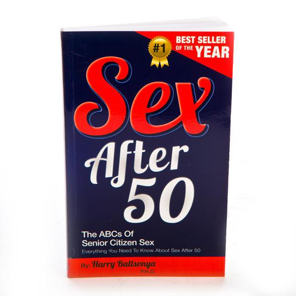 Sex After 50 Notebook