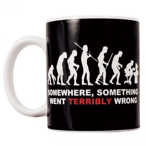 Something Went Terribly Wrong Mug