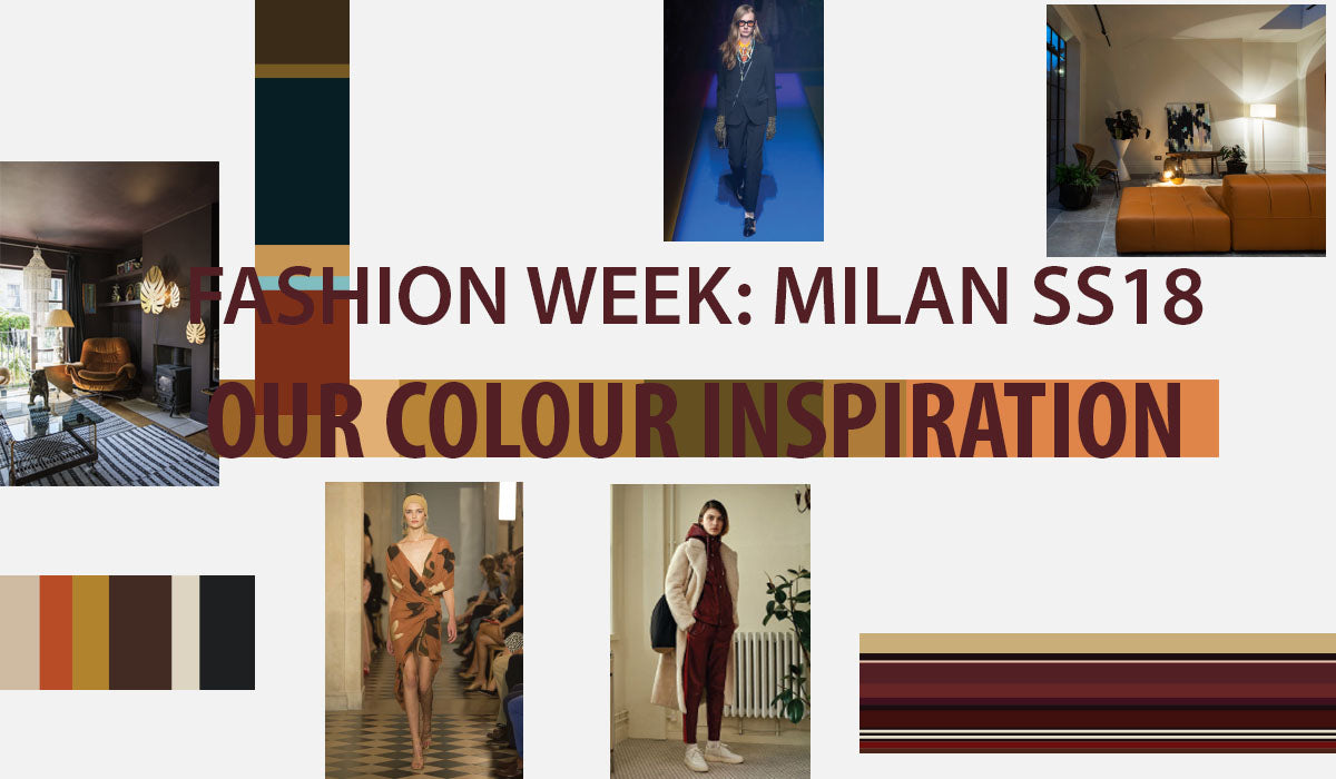 Our Colour Inspiration from Milan Fashion Week