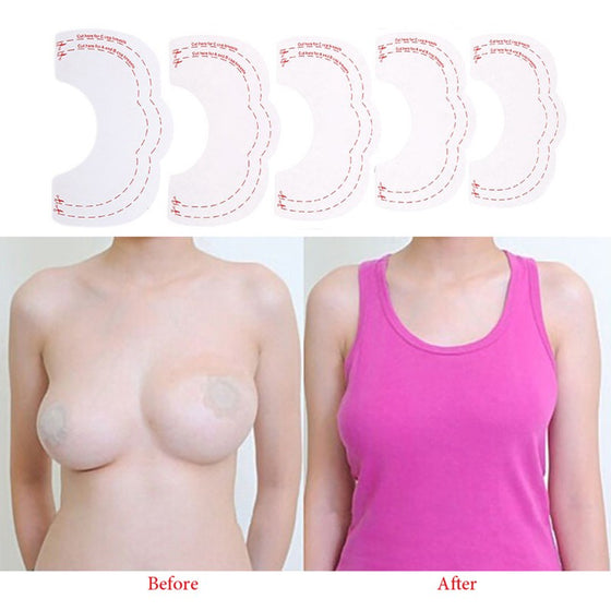 Invisible Chest Lift Bra Tape