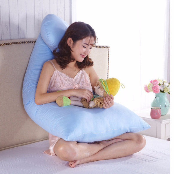 Cotton Cloud Body Support Pillow [6 Variants]
