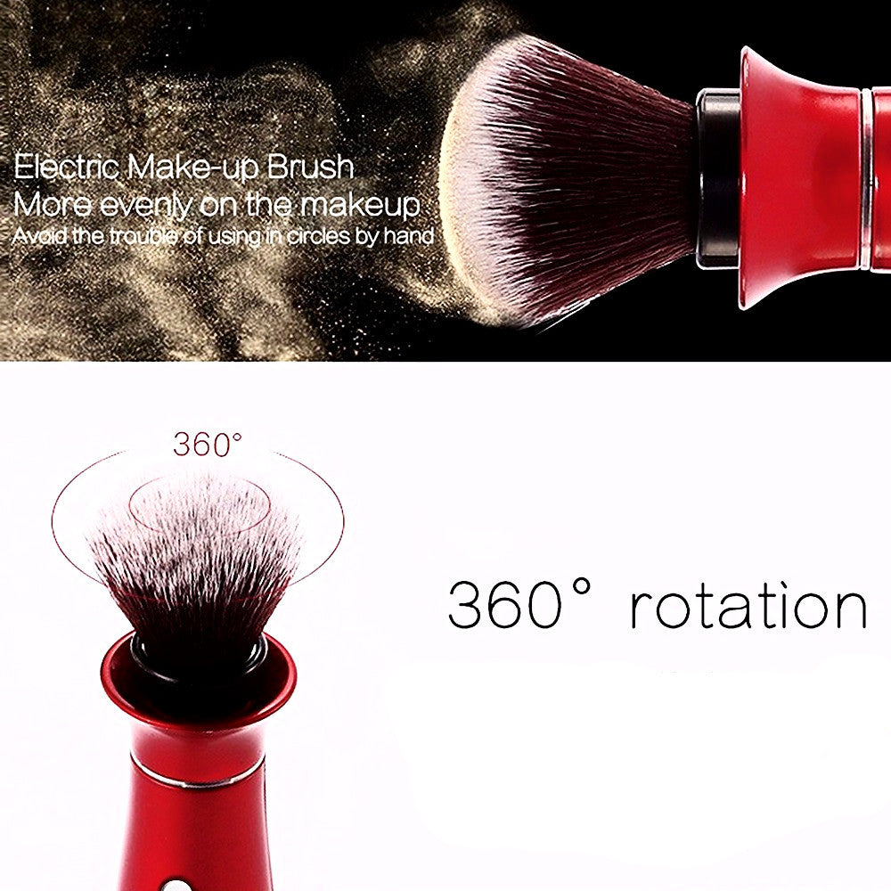 Automatic Rotating Professional Makeup Brush