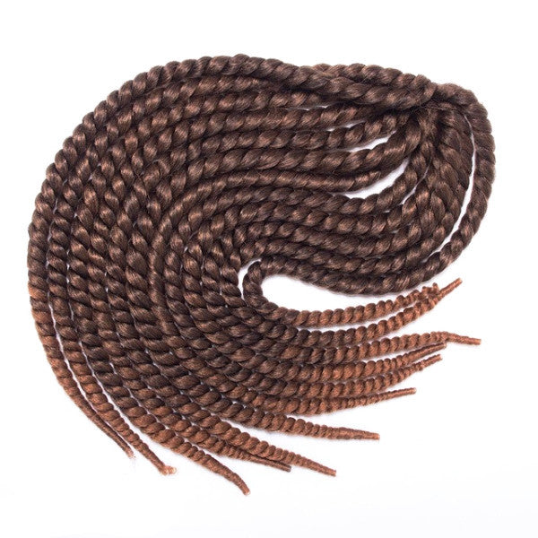 Havana Twist Crochet Hair Extension [26 Variants]