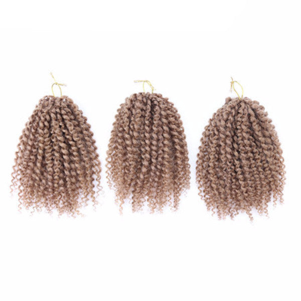 Mambo Twist Crochet Hair Extension [14 Variants]