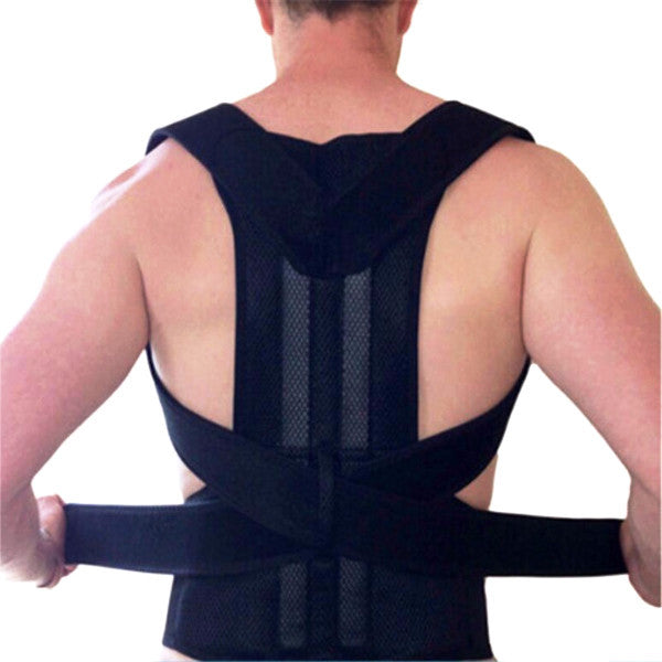 Adjustable Back Brace Support