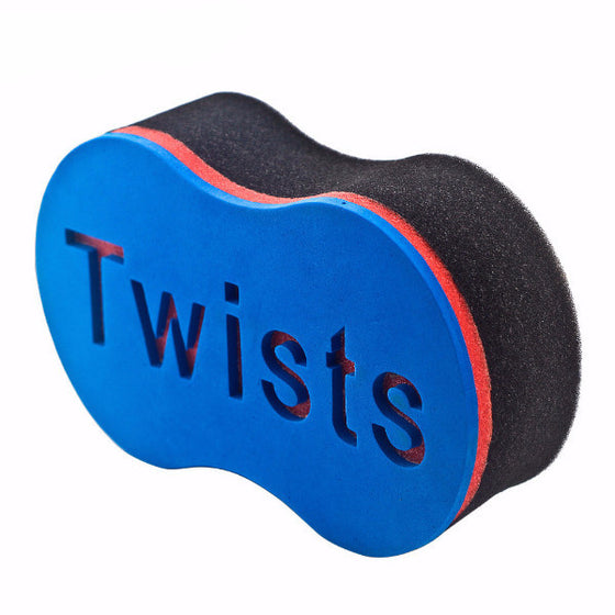 Twist Sponge Hair Brush