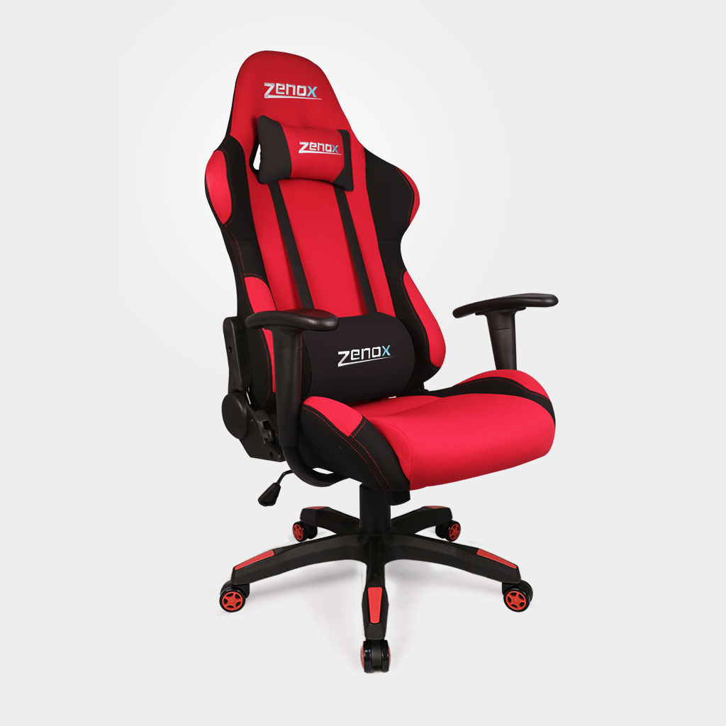 Pluto Racing Chair (Red)