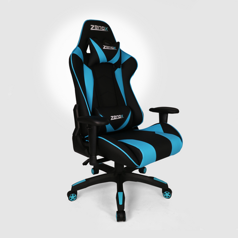 Saturn Racing Chair (Sky Blue)