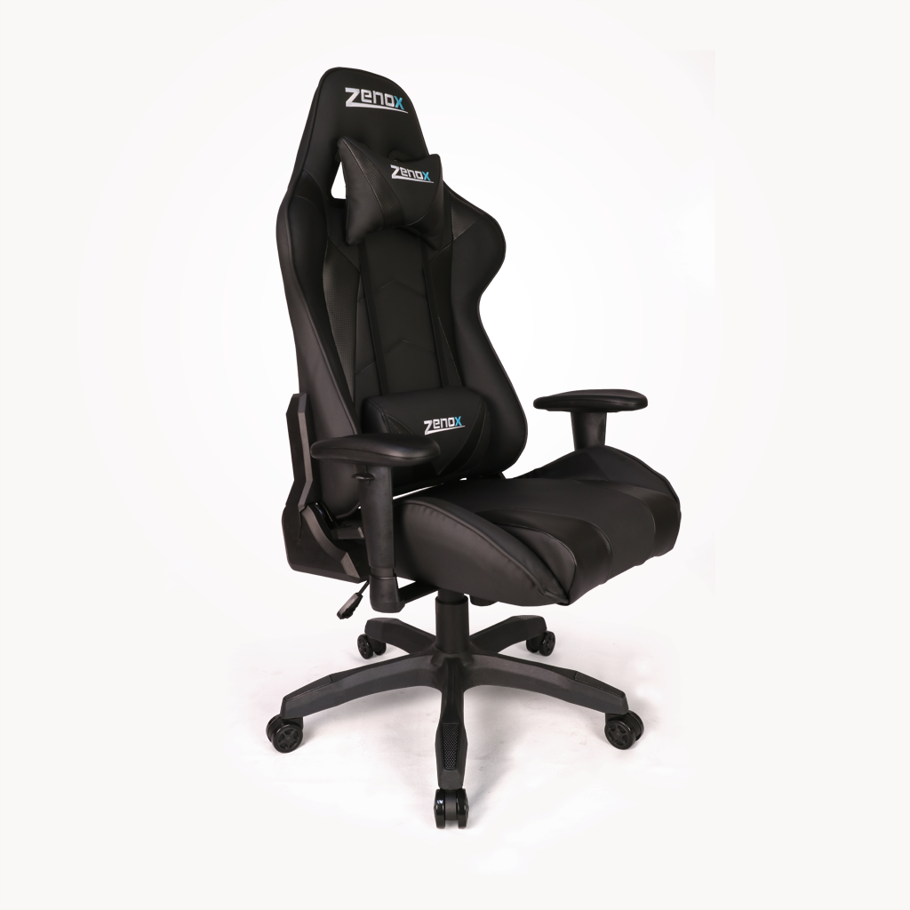 Saturn Racing Chair (Black)
