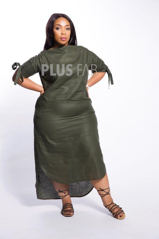 Kenetswe Military (Olive) Green
