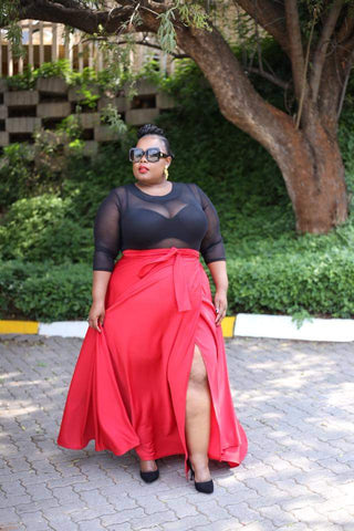 Nomzamo Dress