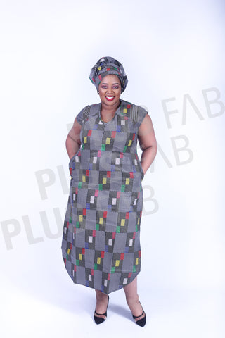 Pheladi Dress