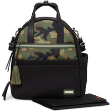 SkipHop Nolita backpack- Camo