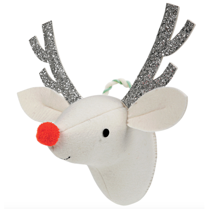 Reindeer Head Wall Decoration - Beau's Boutique