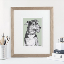 DS - Personalised Pet Portrait Medium - Beau's Boutique
