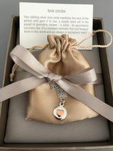 Rose Gold Love Circle Necklace - Tales from the Earth - Beau's Boutique