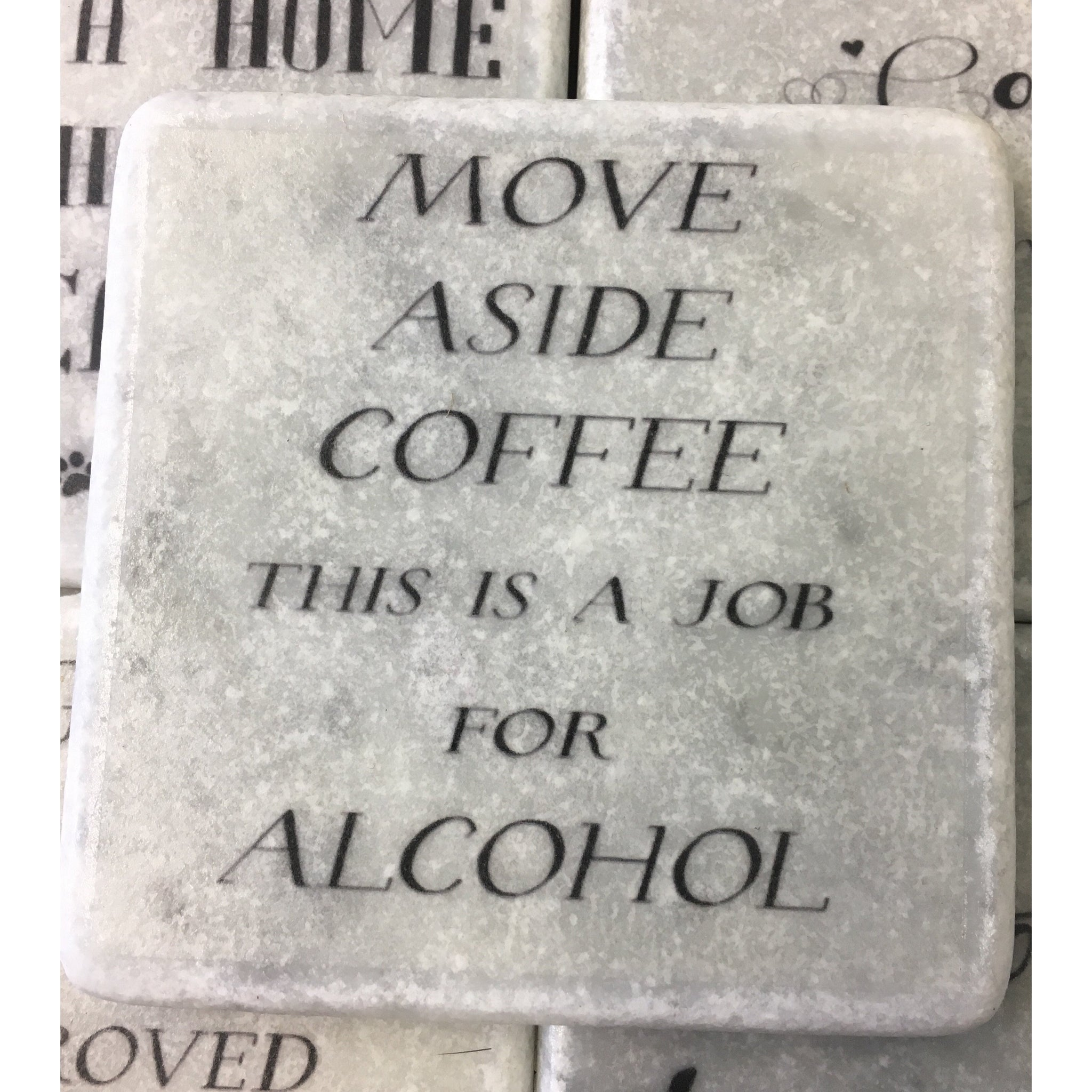 Quoted Coasters