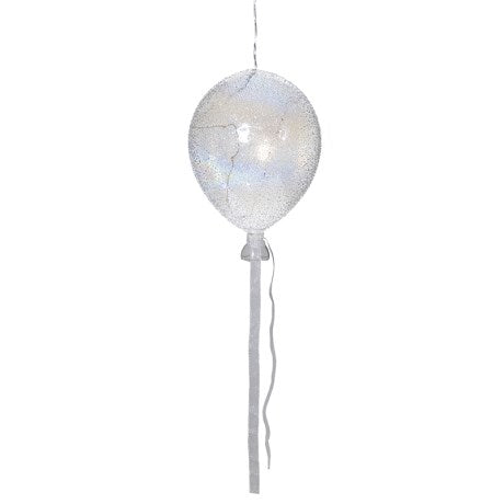 Hanging Glass LED Balloons