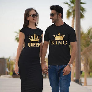 Trendy Valentine's King Queen Combo