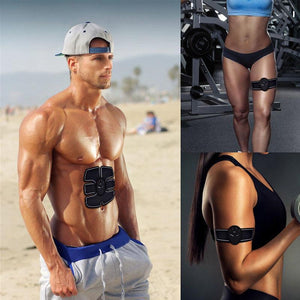 Body Slimming Belt Muscle Stimulator