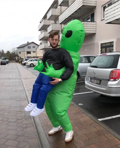 2019 New Alien Inflatable Costume