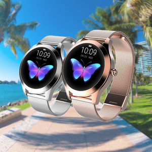 CALLISTO™ - LUXURY SMART WATCH - WATERPROOF, SLEEP MONITOR, AND HEART RATE MONITOR