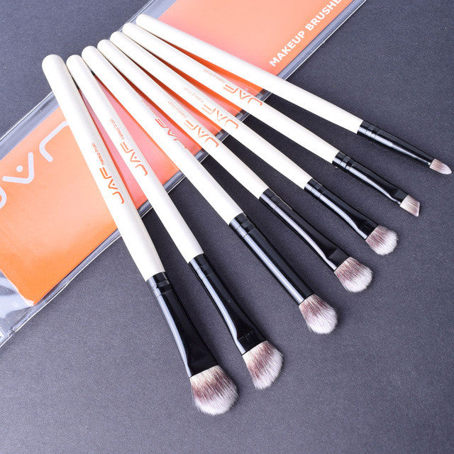 Eye Makeup Brush Set - 7-piece