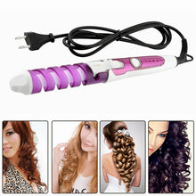 Electric Pro Magic Hair Curler Crimping Wand